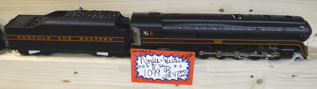 N&W J 602