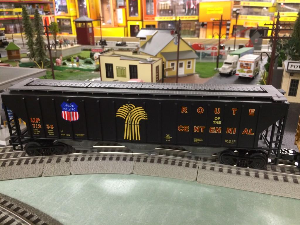 "Black ""Route of the Centennial"" PS-2 CD Hopper $51.95"